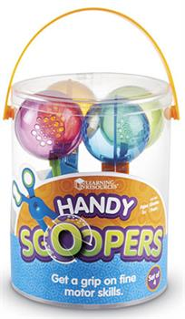 Learning Resources Handy Scooper Set of 4
