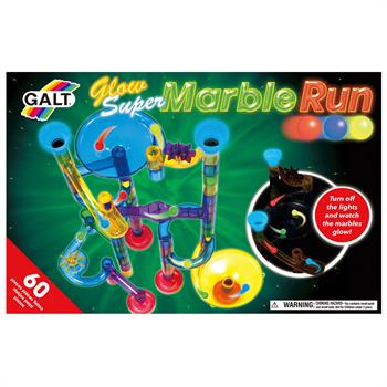 Galt Glow Super Marble Run