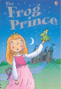 Usborne The Frog Prince With CD