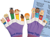 Puppets & Finger Puppets